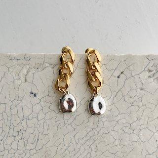 the chain pierce † gold