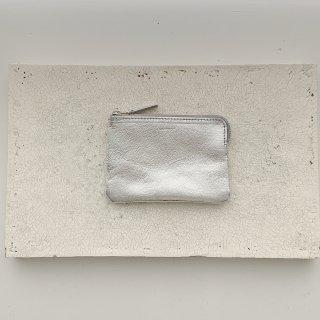 minimun wallet †  silver