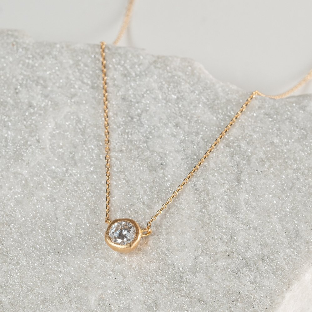 <img class='new_mark_img1' src='https://img.shop-pro.jp/img/new/icons8.gif' style='border:none;display:inline;margin:0px;padding:0px;width:auto;' />N°26  luxe diamond necklace 0.5ct