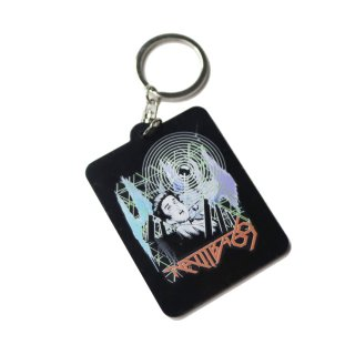 SALE 30%_CHANGES ACRLIC KEY RING