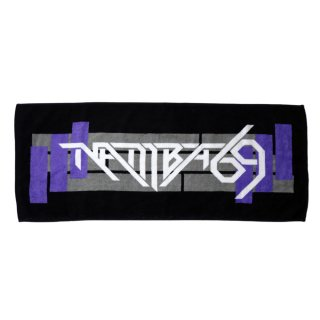 LOGO FACE TOWEL_PURPLE