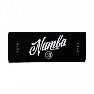 SALE 30%_BLACK FACETOWEL