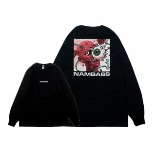 【通販限定】MANIAC 4 L/S TEE (BLACK)