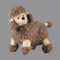 犬用おもちゃ ぬいぐるみ プードル NANDOG ナンドッグ 海外直輸入