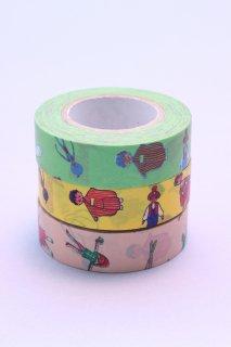 マスキングテープ (おしゃれさん)