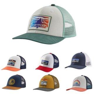 《Patagonia パタゴニア》【国内正規代理店】Kids Trucker Hat キッズトラッカーハット