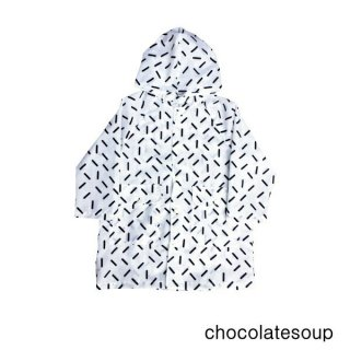 【chocolatesoup チョコレートスープ】GEOMETRY RAINCOAT STICK 100.110.120cm