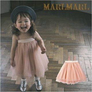 【MARLMARL マールマール 】チュチュスカート tutu ピンク 1-6歳 サクラ ベビー服 ベビー服 女の子 ベビー スカート キッズ スカート 出産祝い 女の子 ギフト 即納