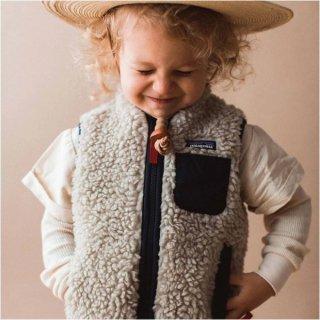 《Patagonia パタゴニア》BABY RETRO-X VEST/ベビーレトロXベスト