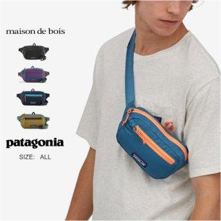 《Patagonia パタゴニア》【国内正規代理店】ULTRALIGHT BLACK HOLE MINI HIP PACK/ウルトラライト ブラックホール ミニ ヒップ バッグ
