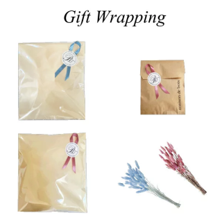 GIFT WRAPPING(無料)