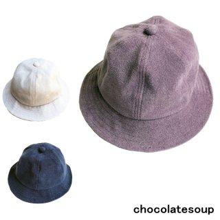 chocolatesoup チョコレートスープ ソフトパイルハットSOFTPILEHAT S(46-48)