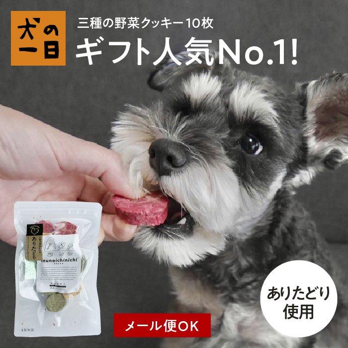 九州産 三種の野菜クッキー50g(ありたどり)