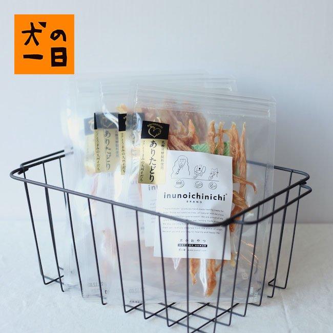 九州産・鶏ささみスティック30g×4(ありたどり)