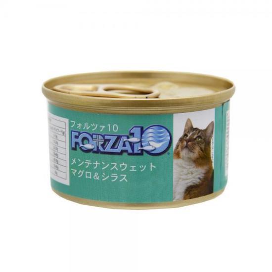 FORZA10(フォルツァ10)  マグロ&シラス 85g