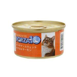 FORZA10(フォルツァ10)  マグロ&サーモン 85g