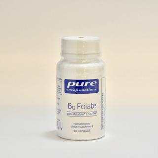 【カテゴリB】B12Folate(葉酸)(60c)