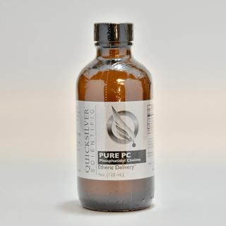 【カテゴリB】Pure PC (ピュアフォスファチジルコリン)(120ml)