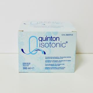 【カテゴリB】Quinton  Isotonic(1本10ml/30バイアル)