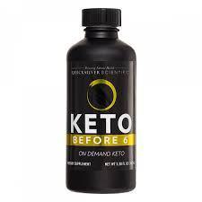 【カテゴリB】KETO Before6 100ml