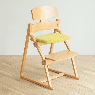 子供の姿勢を守る椅子・アップライトチェア(オイル)