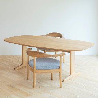 オリジナル・スリムだ円テーブル