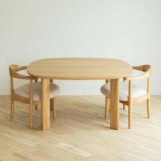 オリジナル・角のないテーブル