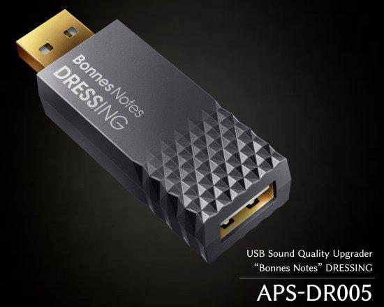 パイオニア製 スルータイプUSBサウンドアップグレーダー DRESSING「APS-DR005」