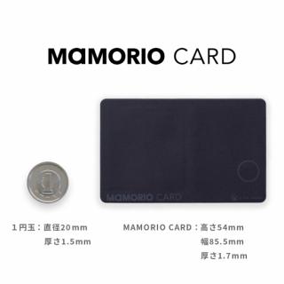 MAMORIO CARD