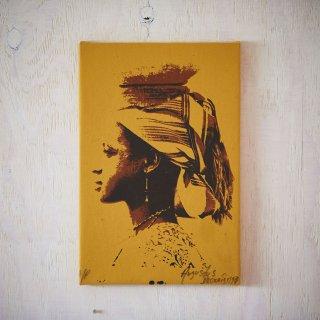 Flani Woman - フラニ族の女性