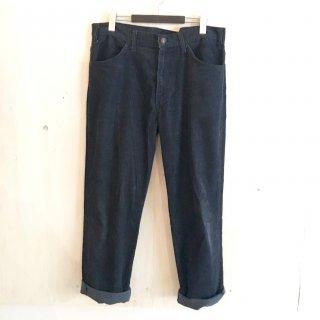 70's  levi's  corduroy pants '519'