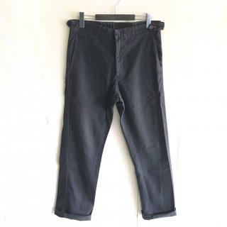 90's 'COMME des GARCONS SHIRT'  gaberdine trousers