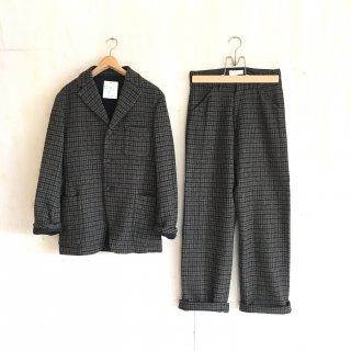 90's-00's  'ppcm' tweed setup
