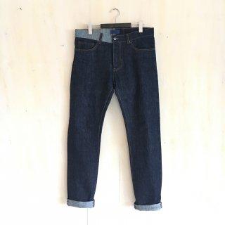 'Etudes' selvage slim jeans