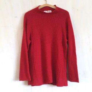 90's 'COMME des GARCONS SHIRT'  design cable knit