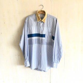 90's 'COMME des GARCONS SHIRT'  switch patern shirts