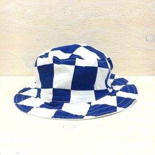 ' c-plus headwear '  CONBEX HAT /  CHECKER RVIB
