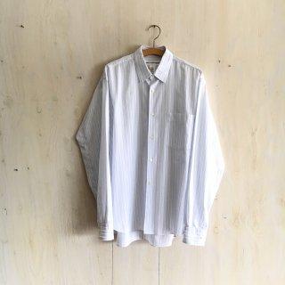 90's 'COMME des GARCONS SHIRT'  <br>stripe patern shirts<br>(stripe)