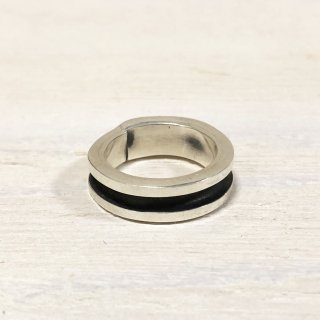 Tom Hawk Navajo Single line ring  16号