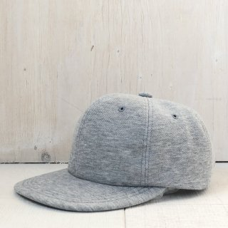 ' CPH c-plus headwear '<br> 6 PANEL CAP / SEED STITCH <br>(gray)