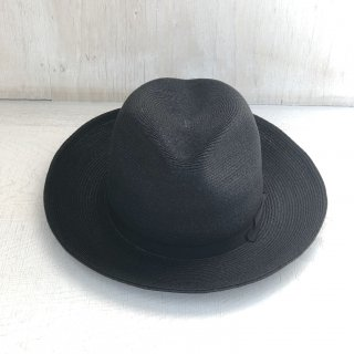 CPH <br>A-PINCH LONG BRIM HAT <br>black