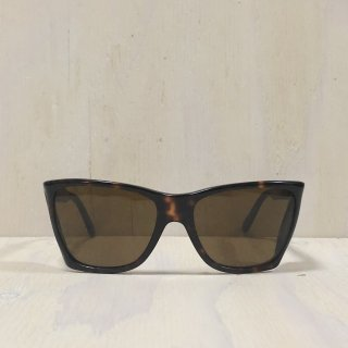 80s ' Persol ' Made In Italy  <br>Side Shields Sunglasses<br>Brown