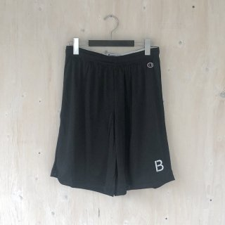 BAY GARAGE Easy Short <br>New Logo<br> Black