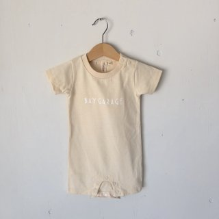 BAY GARAGE Printed Rompers<br>Baby<br>Natural
