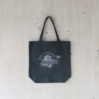 KIRARIN x BAY GARAGE <br> Canvas Tote <br>  Mサイズ  Chacoal