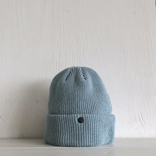 ' CPH c-plus headwear '<br> CUF KNIT CAP<br>(Aqua)