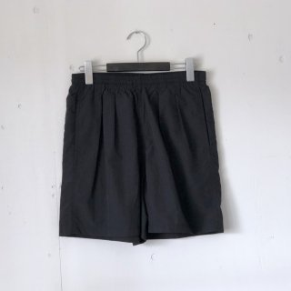 BURLAP  OUTFITTER   <br>TRACK SHORTS<br> BLACK