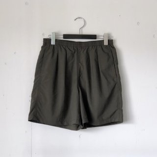 BURLAP  OUTFITTER   <br>TRACK SHORTS<br> Dark Taupe