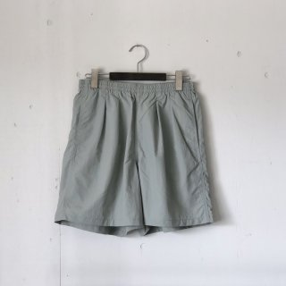 BURLAP  OUTFITTER   <br>TRACK SHORTS<br> Ice Gray