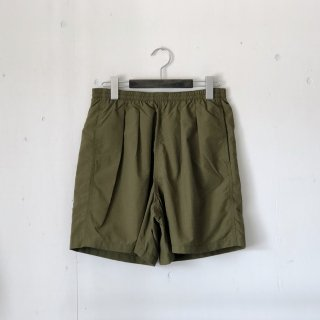 BURLAP  OUTFITTER   <br>TRACK SHORTS<br> Olive